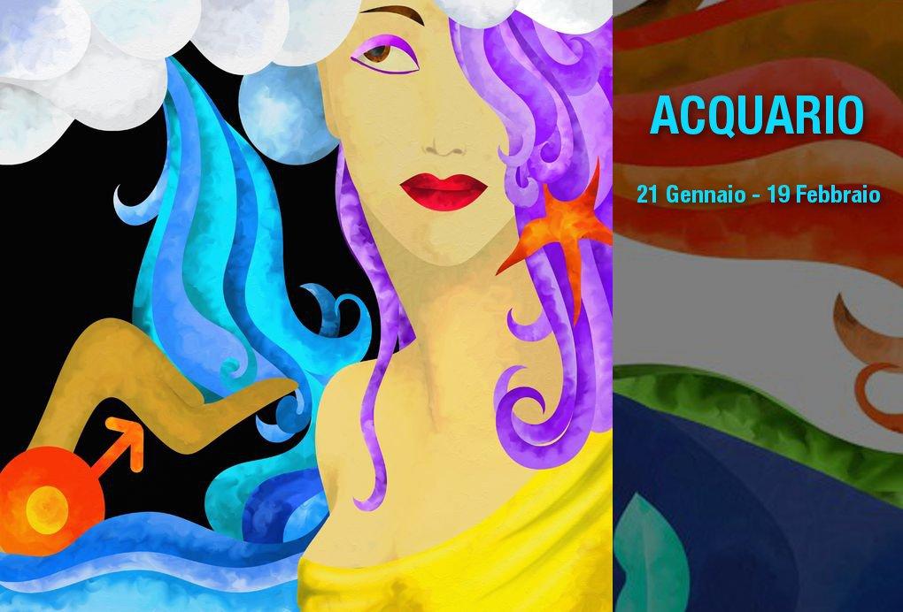 Acquario segno zodiacale, dal 21 gennaio al 19 febbraio.
