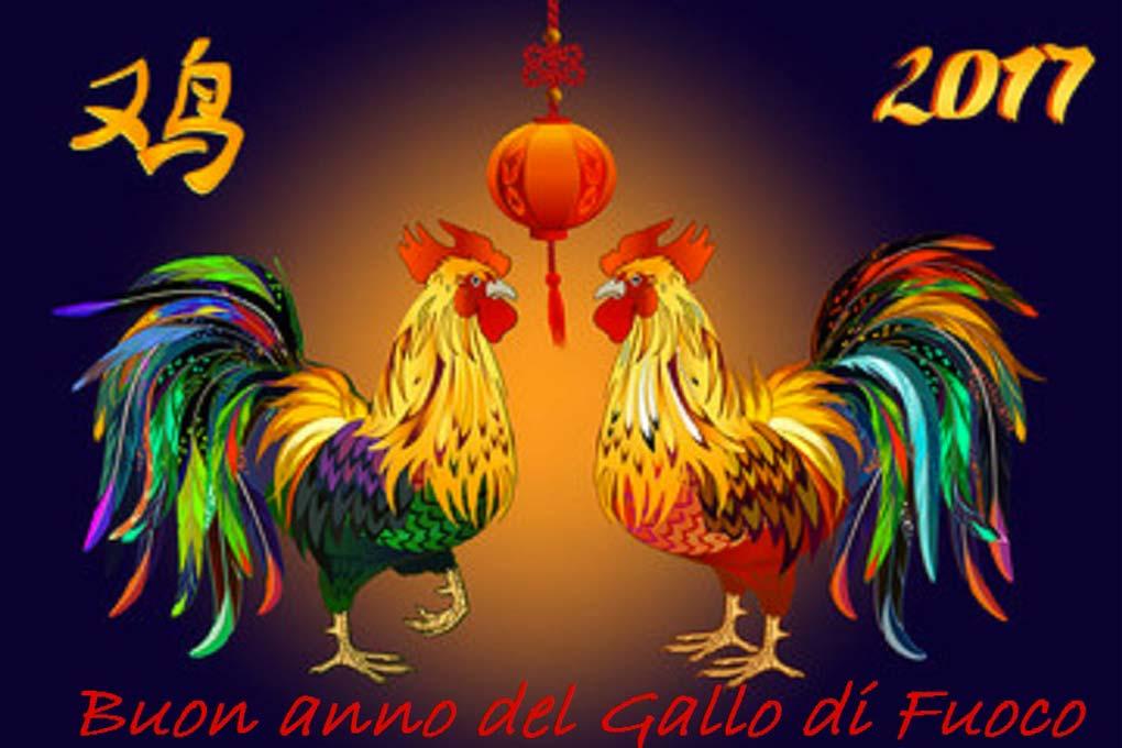 Anno del Gallo di Fuoco